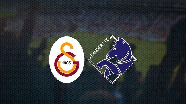 Galatasaray - Randers maçı ne zaman, saat kaçta ve hangi kanalda canlı yayınlanacak?   UEFA Avrupa Ligi play-off
