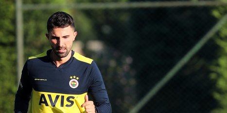 Fenerbahçe'de Hasan Ali sevinci!