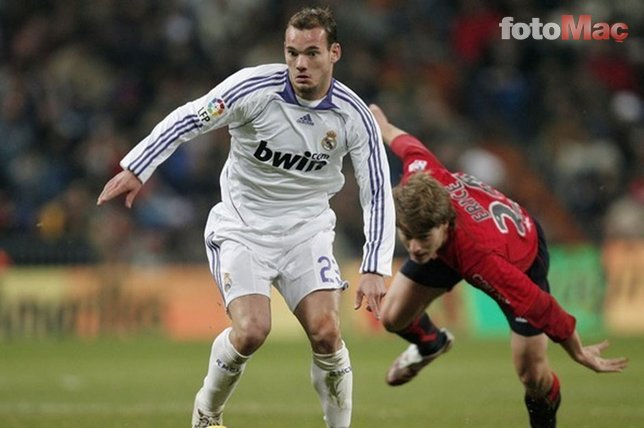 Sneijder'den flaş itiraf! Birçok arkadaşım varken bu kadar yalnız...