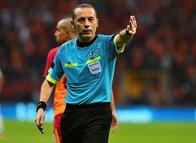 Galatasaray-Fenerbahçe derbisinin hakemi kim olacak?
