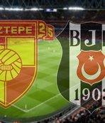Göztepe - Beşiktaş | CANLI