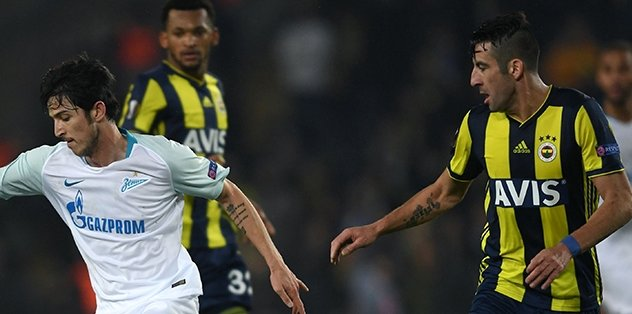 Fenerbahçe'de Isla rövanşta yok
