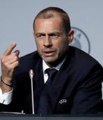 """Ceferin'den flaş EURO 2020 yorumu! """"Bahse girerim..."""""""