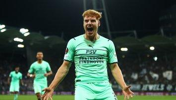 PSV Sturm Graz'a gol oldu yağdı!