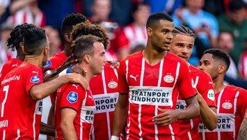 PSV tur kapısını araladı!