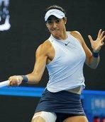 Çin Açık'ta şampiyon Garcia