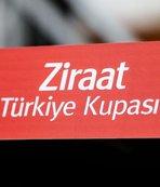 Türkiye Kupası programı açıklandı