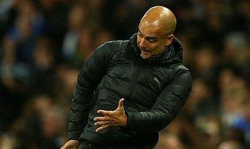 Pep Guardiola çılgına döndü! Koltukları yumrukladı