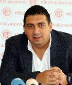 ''Antalyaspor'u Avrupa'ya götürmek istiyoruz''