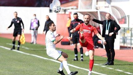 Ümraniyespor Bursaspor 2-1 (MAÇ SONUCU - ÖZET)