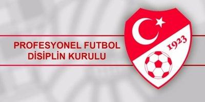 PFDK sevkleri açıklandı! G.Saray, Beşiktaş, F.Bahçe...
