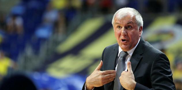 Fenerbahçe Zeljko Obradovic'le görüşmelere başladı! İşte o kare