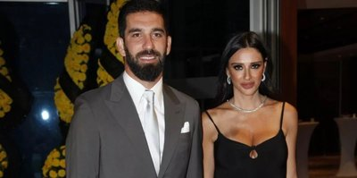 Arda Turan: Hayatım bir film olursa eşimi güzel bir kadın oynamalı