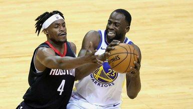 """NBA'de tarihi rekor! Bir günde altı """"triple-double"""""""