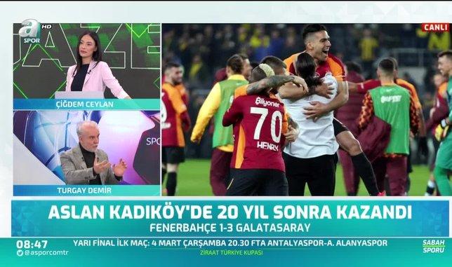 Turgay Demir: Ersun Yanal artık Fenerbahçe'nin başında sahaya çıkamaz