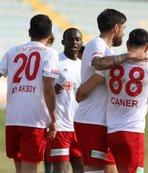 Sivasspor kupada farklı turladı!