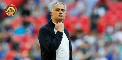Mourinho Bundesliga'ya göz kırptı