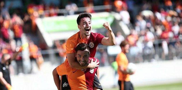 Endoğan Adili Galatasaray'da forma giymeden 4,5 milyon TL kazandı