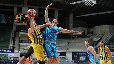 Son dakika spor haberi: Fenerbahçe Beko 83-62 Türk Telekom (MAÇ SONUCU - ÖZET)