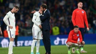 İngiltere Teknik Direktörü Gareth Southgate: Sorumluluk benim!