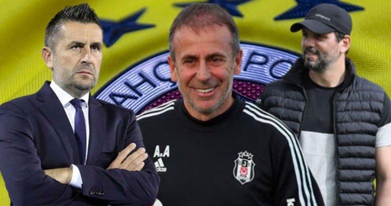 Fenerbahçe'de teknik direktör zirvesinden karar! Bjelica, Erol Bulut, Abdullah Avcı...