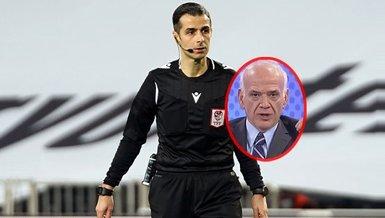 """Ahmet Çakar'dan Galatasaray - Trabzonspor derbisi sonrası hakem açıklamas! """"Beğendim..."""""""