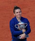 Fransa Açık'ta şampiyon Halep
