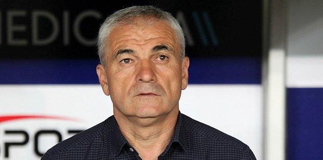 """Rıza Çalımbay: """"Rizespor maçında galibiyetten başka düşüncemiz yok"""""""