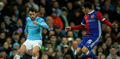 Manchester City yenildi ama turladı