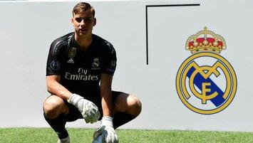 Ukrayna'dan flaş iddia! Real Madrid'in kalecisi Beşiktaş'a