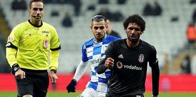 Elneny: Beşiktaş'a gelmemde Mesut'un katkısı büyük