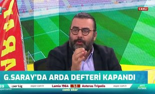 Emre Bol: Arda konusunda Mustafa Cengiz'i tebrik ediyorum
