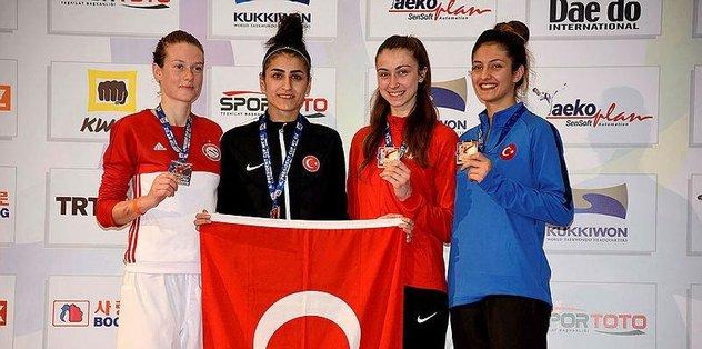 Hatice Kübra İlgün Dünya Şampiyonu