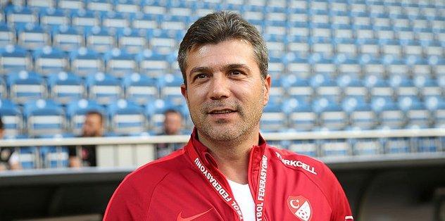 Vedat İnceefe: Arnavutluk ve Kosova maçlarını kazanmak istiyoruz