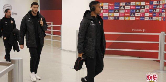 Ozan Kabak, Bayern Münih karşısında ilk 11'de