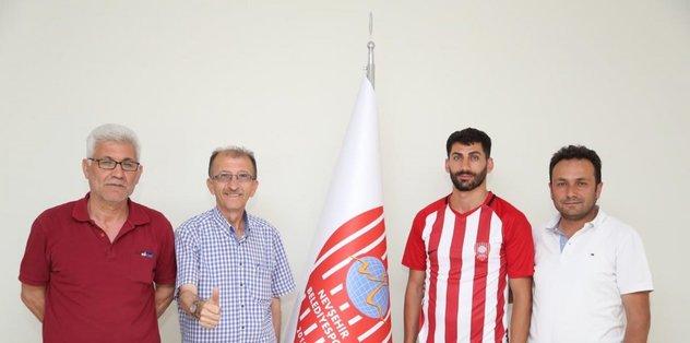 Nevşehir Belediyespor bir transfer daha yaptı