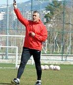 """Erzurumspor'da devam etmek isterim"""