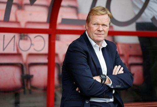 barcelonanin yeni teknik direktoru ronald koeman 1597777462010 - Barcelona'nın yeni teknik direktörü Ronald Koeman!