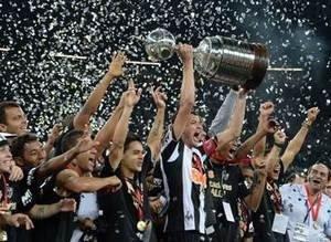 Libertadores Kupasından kareler