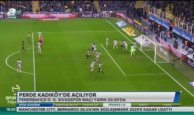 Perde Kadıköy'de açılıyor