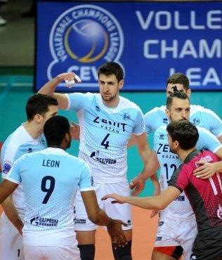 Zenit Kazan 3-1 Halkbank | MAÇ SONUCU
