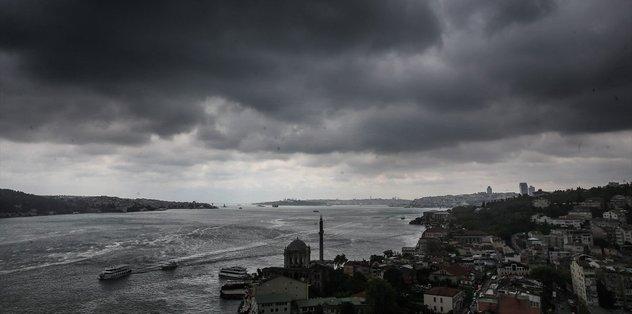 Antalya hava durumu? İstanbul ve Antalya'da bugün hava nasıl olacak?