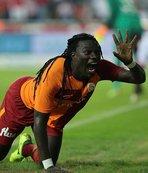 Gomis gol sevincini anlattı