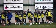 Fenerbahçe Kayserispor maçına hazır