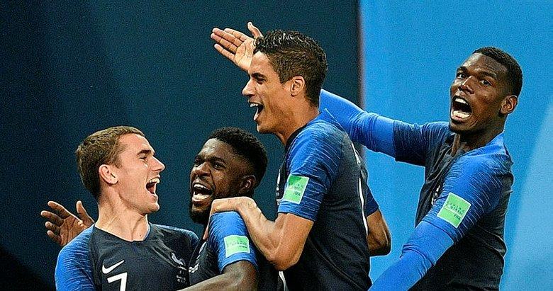 Favori Fransa kupayı istiyor