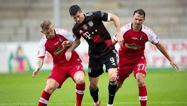 Freiburg - Bayern Münih: 2-2 (MAÇ SONUCU - ÖZET)