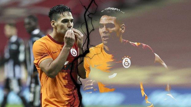 Son dakika transfer haberi: Radamel Falcao'nun Galatasaray'dan ayrılmak için iki şartı var!