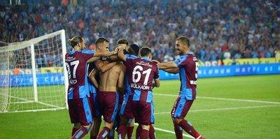 Tsunami! Trabzonspor 3-1 Demirgrup Sivasspor maç sonucu