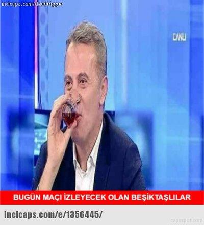 İşte Fenerbahçe-Galatasaray maçı capsleri!