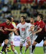 Makedonya 0-0 Türkiye